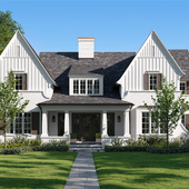 Transitional Hinsdale Abode