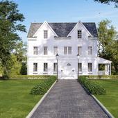 """Memory Harper Lee"" House in the Scottsboro, Alabama, USA."