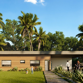 Expandable houses