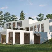 House in Lesniki