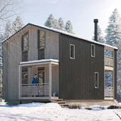Модульный дом v2