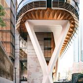 The EY Centre, Sydney, Australia (сделано по референсу)