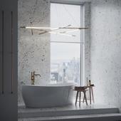 Концепт - дизайн ванной