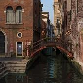 Venezia (сделано по референсу)