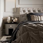 Спальная в неоклассике