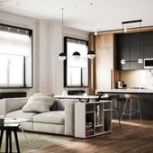 Дизайн квартиры. Часть вторая