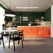 GREEN COFFEE | coffee shop