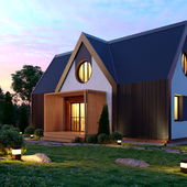 Скромный дом
