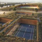 Концепция спортивного комплекса