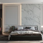 Apartment design in the residential complex Novopechers