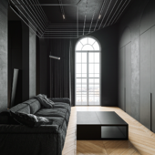 Op.Tima - Studio Apartment / 2020