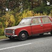 "ВАЗ 2101 ""Копейка"". Мечта каждого советского автомобилиста!"