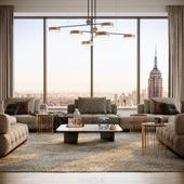 Luxurious Manhattan Apartment