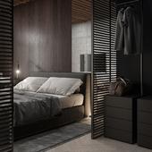 Bedroom for Matvey
