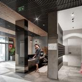 Reception hall/ Biskvit Tower