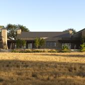 Визуализация Farm house в США
