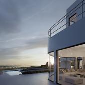 Жилой дом в Нью Йорке (Long Island)