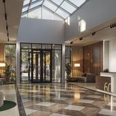 Lobby interior / P60 project