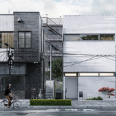 Private house in Japan