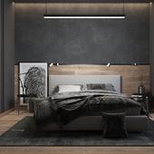 Спальня из моего проекта