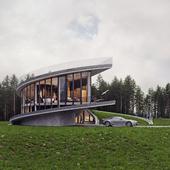 Концептуальный проект загородного дома