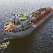 Container ship (generic)