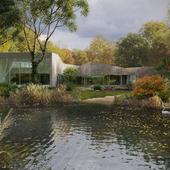 House BRAS / DDM Architectuur (сделано по референсу)