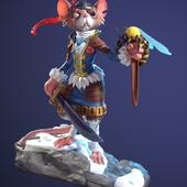 Мышь - воитель