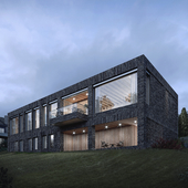 Villa Stone Hill in Trondheim, Norway