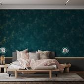 DESIGN and VISUALIZATION. BEDROOM. KUZINA
