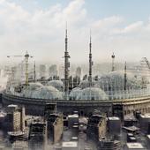 """Last City"" (работа на конкурс)"