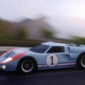 Ford Shelby GT40