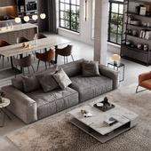 Modern apartment in Berlin