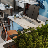 Офисный дизайн . Турция Стамбул