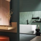 Ванная комната Pantone 15-156