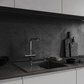 Esthetic kitchen by LITHIUM 2020/21