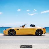 My car models (Ford Mustang,Ferrari 250 GT,Jaguar F_Type)