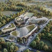 Municipal complex   Architectural Competition