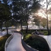Zheleznogorsk Park