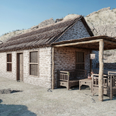 MOUNTAIN REST HOUSE