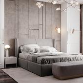 Спальня, 25м2