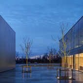 Rob Systems HQ / Govaert & Vanhoutte Architects.(сделано по референсу)
