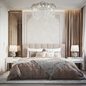 DESIGN BEDROOM​​​​​​​: NEOCLASSICAL STYLE