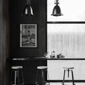 Bar interior