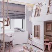 Детская комната/Children's room