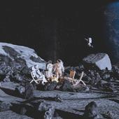Пикник космонавта