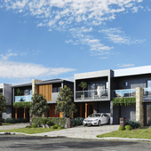Residential complex in Sydney