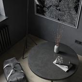 Black Interior
