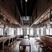 Mercato / Neri & Hu Design and Research Office (сделано по референсу)