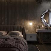 Спальня Sepia